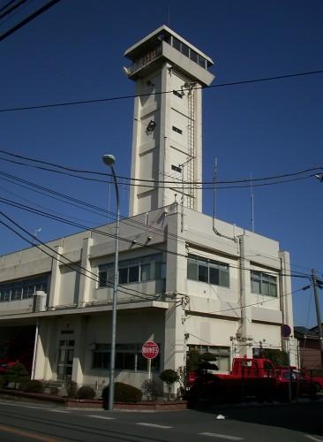 船橋東消防署